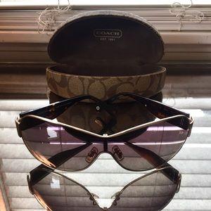 COACH Sunglasses with original case!💖